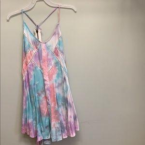 Rumor Boutique LF Tie-Dye Dress